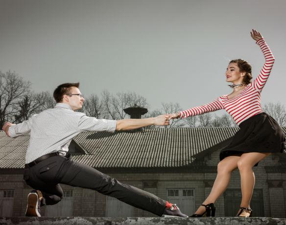 Apprendre les figures de danse West Coast Swing à Mérignac